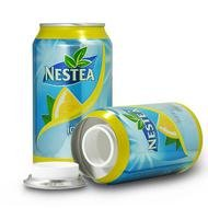 stash-safe-can-soda-12-fl-oz-nestea-iced-tea-with-free-bakebros-silicone-container-and-sticker