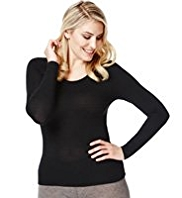 Plus Heatgen™ Long Sleeve Thermal Top