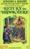 Return to Brookmere (Endless Quest Book), ROSE ESTES
