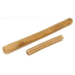 50 of 5 Natural Pressed Pet Rawhide Roll Sticks 50 5