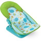 Summer Infant - Mother's Touch Deluxe Baby Bather, Submarine - 1