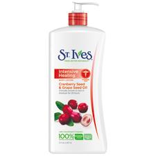 St. Ives Intensive Healing Body Lotion