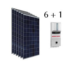 Amazon.com : 1, 500-Watt PV Grid-Tied Solar Power Kit ...