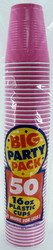 Amscan Big Party Pack 50 Count Plasti…