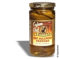 Cajun Chef Mexican Style Hot Jalapeno Peppers (Cajun Chef Jalapeno compare prices)
