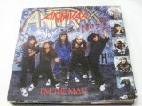Anthrax I'm the man (1987) [VINYL]