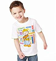 Pure Cotton Bob the Builder T-Shirt