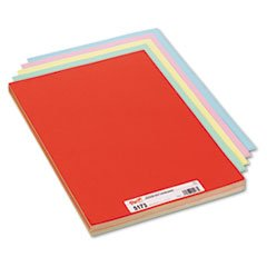 -- Assorted Colors Tagboard, 18 x 12, Blue/Canary/Green/Orange/Pink, 100/Pack green arrow canary vol 03
