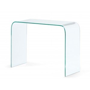 Cheap Mecca Console Table Tempered Glass (ZUO-404128)