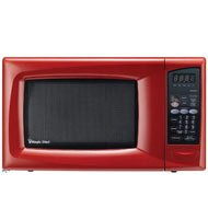 Magic Chef .9 Cu Ft Countertop Microwave Red MCD990R