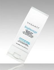 Vasanti Cosmetics Brighten Up! Enzymatic Face Rejuvenator with Microderm Exfoliating Crystals - Treats Dull, Uneven... by ppmarket