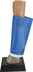 Amazon.com: Durvet Fly D-Shoofly Leggins For Horses- Blue 1 Pair/large