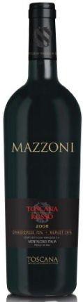 2009 Mazzoni Toscana Rosso 750Ml
