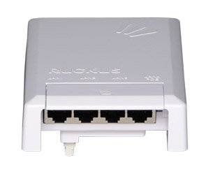 Ruckus Wireless ZoneFlex 7025 (802.11n 2.4GHz Wired/Wireless Access Point Wall Switch PoE in 802.3af 901-7025-US02)