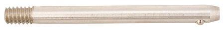 Aerofast Inc FPU-60 Threaded-End Quick Release Pin 5/16 Diameter, 1 1/2 Grip Long