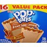 Pop Tarts Frosted Brown Sugar Cinnamon (1)