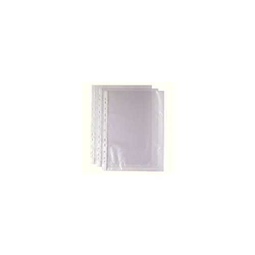 whitebox-a4-punched-pocket-clear-pack-of-100