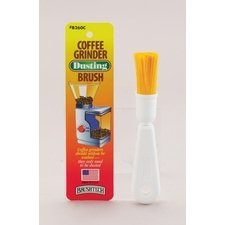 Brushtech Coffee Grinder Dusting Brush
