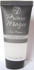 W7 Prime Magic Camera Ready - Face Primer