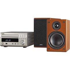 Denon D-M37SCW CD/AM/FM Micro Photo