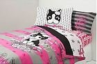 Pink Paris Bedding front-1077663