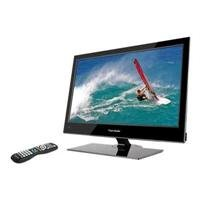 ViewSonic VT1901LED 19-Inch 720p 60Hz Professional Monitor with HDTV Functionality (Black)