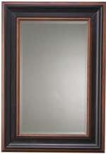 Cheap Cooper Classics Tribeca Console Table & Rectangular Mirror Set (8001 8002)