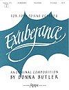 EXUBERANCE - Donna Butler - Handbells - Sheet Music PDF