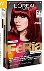 L'Oreal Paris Feria Hair Colour 3D Shade P37 Plum Power ( Intense Deepest Red )