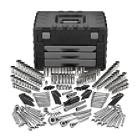Craftsman 260 pc. Mechanics Tool Set with 3-Drawer Flip-Top Blow Mold Chest