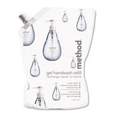 gel-hand-wash-refill-34-oz-sweet-water-scent-plastic-pouch