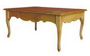 British Traditions French Coffee Table