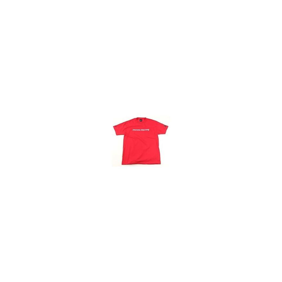 FACTORY EFFEX HONDA RACING T SHIRT (LARGE) (RED