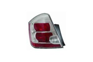 Nissan Sentra 10-12 Tail Light Assembly 2.0L Engine Base.S.SL Model LH USA Driver Side NSF (2012 Nissan Sentra Hubcaps Only compare prices)