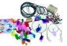 "Sax 4"" Dream Catcher Kit (Pack of 24)"