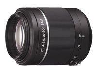 SAL552002 55-200mm F4-5.6 SAM Telephoto Zoom Lens