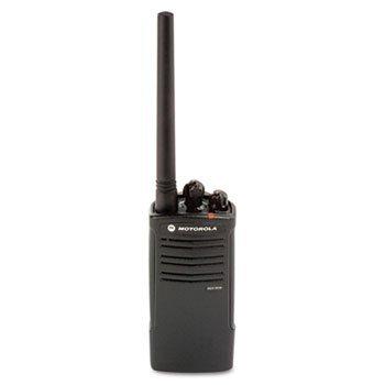 Motorola RDX Series Two-Way Radio Two Channels Two Watts 89 Frequencies 8.6oz