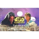 Star Wars Customizable Card Game Tatooine Booster Box [Toy]