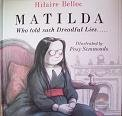 MATILDA Who Told Such Dreadful Lies and Was Burned to Death (0224030973) by HILAIRE BELLOC