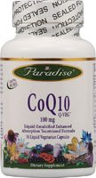 Co-Q 10 100Mg Advanced Absoption Paradise Herbs 30 Vcaps