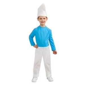 The Smurfs - Smurf Child Costume Size 12-14 Large