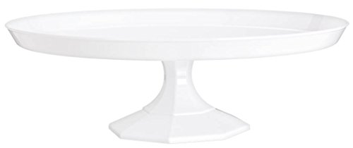 Amscan Classic Party Dessert Stand, White