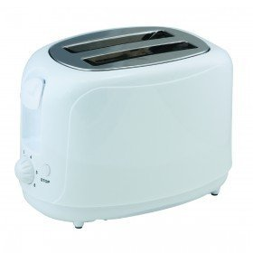 Grandgadgets- Omega Series Two Slice Toaster 700 Watt With Cool Touch