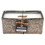 RibbonWick: Damask Woods Collection - Rectangle Scented Candle
