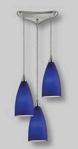 elk-2581-3-vesta-3-light-pendant-in-royal-blue-in-satin-nickel