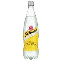 Schweppes Tonic Water 12x1L Bottles