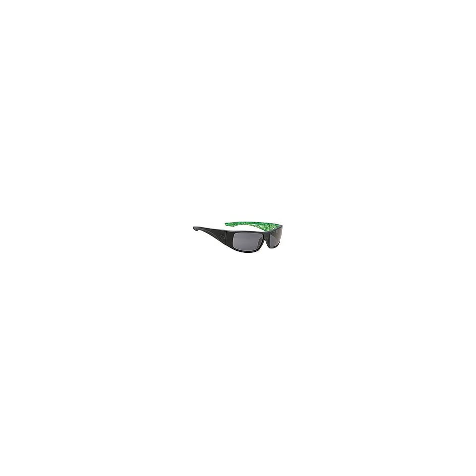 5ae2820dd33 Spy Cooper XL (RSD Matte Black Green Grey) Sunglasses on PopScreen
