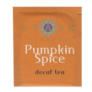 Decaffeinated Tea-Pumpkin Spice Stash Tea 18 Bag by Stash Tea Company