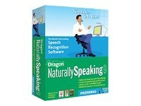 Dragon NaturallySpeaking Preferred - (V. 9) - Complete Package - 1 User - CD - Win - English - Canada, United States (97390C) Category: Software Suites