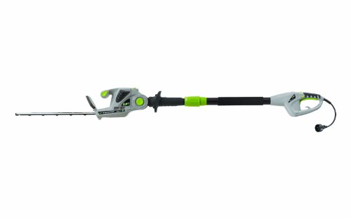Earthwise Cvph41018 18-Inch 2.8 Amp Electric 2-In-1 Pole/Hand Held Hedge Trimmer
